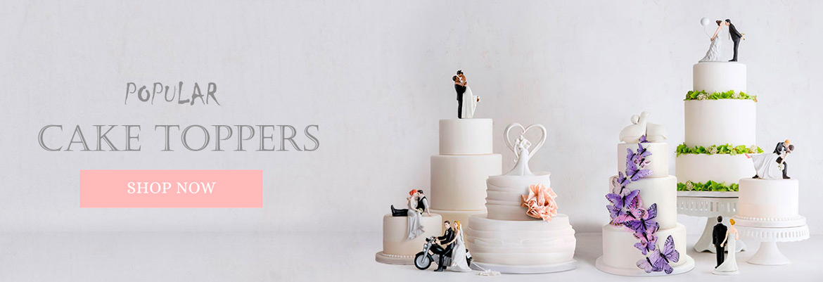popular cake toppers