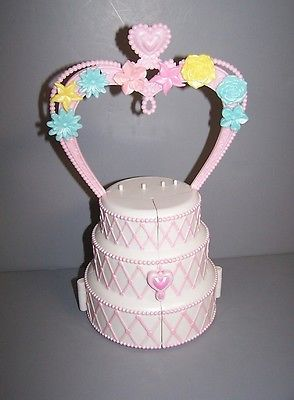 2006-Mattel-Barbie-Musical-Pretend-Play-Wedding-Cake-for-Toppers-0