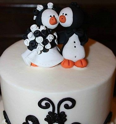 Penguin Cake Toppers - Shop Penguin Cake Toppers Online