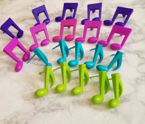 Colorful-Musical-Note-Cupcake-Picks-20pcs-Party-Cake-Toppers-Decorations-Music-0