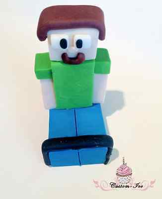 Edible-Minecraft-Steve-Icing-Cake-Topper-In-The-Style-Of-Unofficial-0