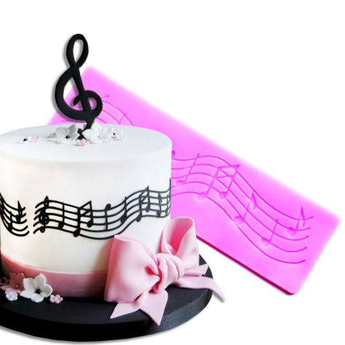 Music-Note-Lace-Silicone-Fondant-Mat-Cake-Decorating-Baking-Mold-Mould-Tools-0
