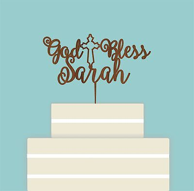 Confirmation Cake Toppers Amazon