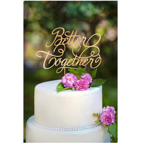 Wedding-Cake-Topper-Gold-Style-Better-Together-Acrylic-Party-Decoration-Romantic-0