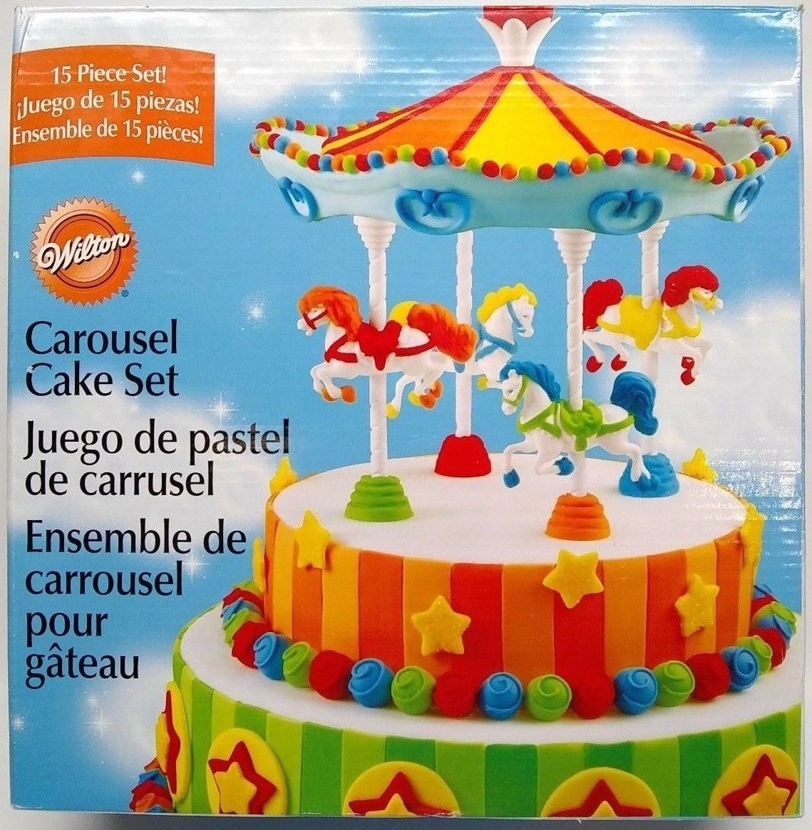 Carousel Cake Toppers Shop Carousel Cake Toppers Online