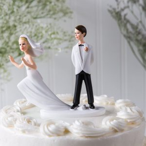 Funny wedding cake toppers shop funny wedding cake toppers online wilton runaway bride humorous funny wedding cake topper junglespirit Choice Image
