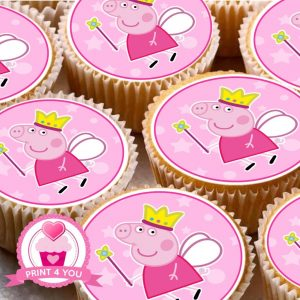 1.5 Inch Farm Barn Animals Precut Rice Wafer Paper Cupcake Toppers 12 24 Or 35