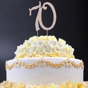 Tremendous 70Th Birthday Cake Toppers Shop 70Th Birthday Cake Toppers Online Funny Birthday Cards Online Amentibdeldamsfinfo