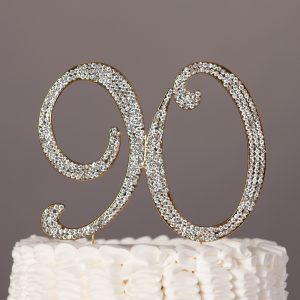 Pleasant 90Th Birthday Cake Toppers Shop 90Th Birthday Cake Toppers Online Funny Birthday Cards Online Inifofree Goldxyz