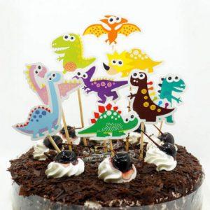 Fine Dinosaur Cake Toppers Shop Dinosaur Cake Toppers Online Birthday Cards Printable Giouspongecafe Filternl