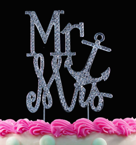 wedding cake toppers with bling bling cake toppers shop bling cake toppers 26627
