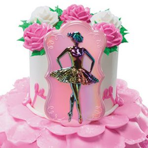 Prime Ballerina Cake Toppers Shop Ballerina Cake Toppers Online Personalised Birthday Cards Epsylily Jamesorg