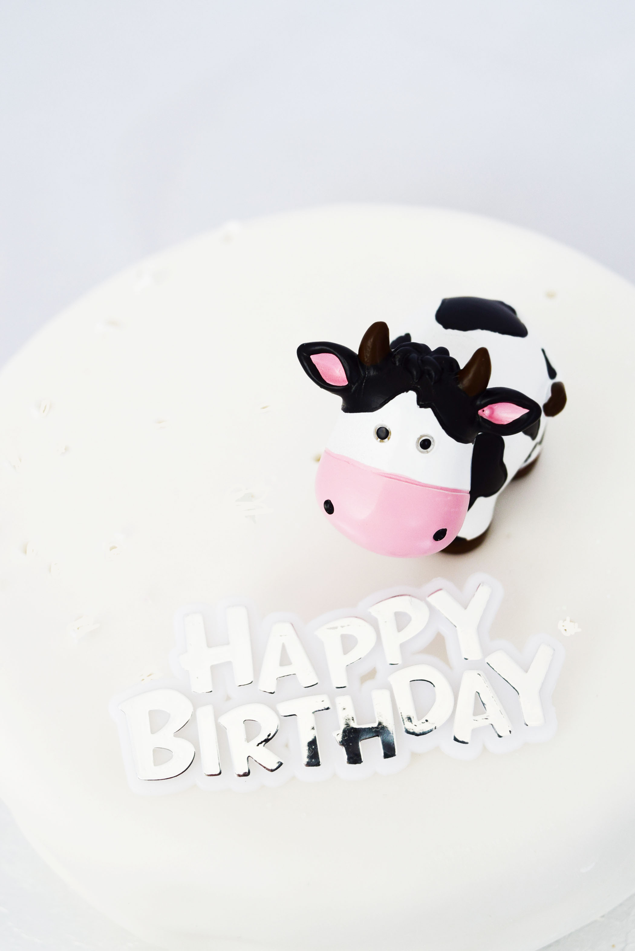 Fantastic Cow Cake Toppers Shop Cow Cake Toppers Online Birthday Cards Printable Riciscafe Filternl