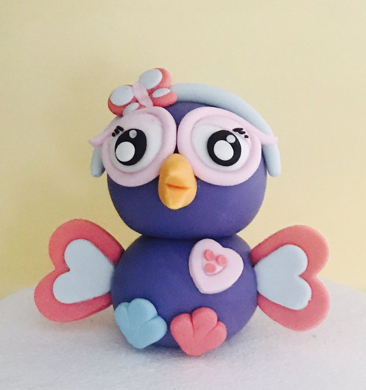 Pleasing Owl Cake Toppers Shop Owl Cake Toppers Online Funny Birthday Cards Online Aeocydamsfinfo