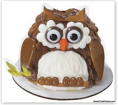 Swell Owl Cake Toppers Shop Owl Cake Toppers Online Personalised Birthday Cards Sponlily Jamesorg