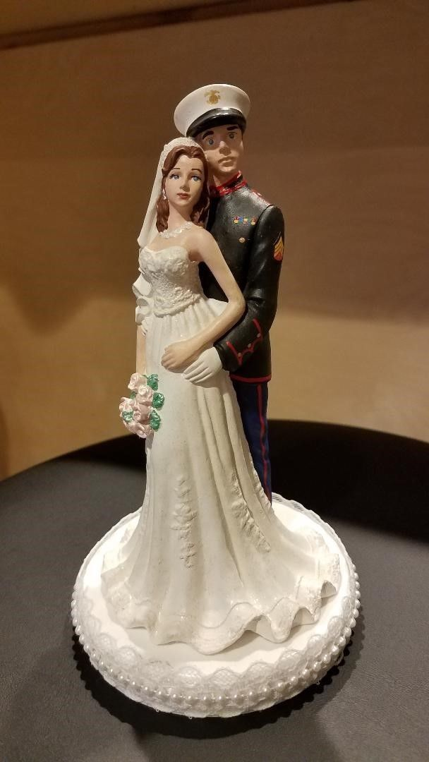 military wedding cake toppers cake toppers shop cake toppers 17372